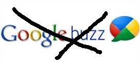 Google Buzz. Así no