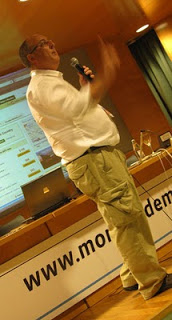 Gary Arndt en el CDT de Valencia
