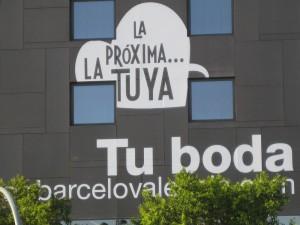 pubicidad hotel barcelo valencia