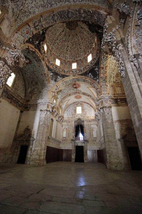 Iglesia Santa María - cúpula
