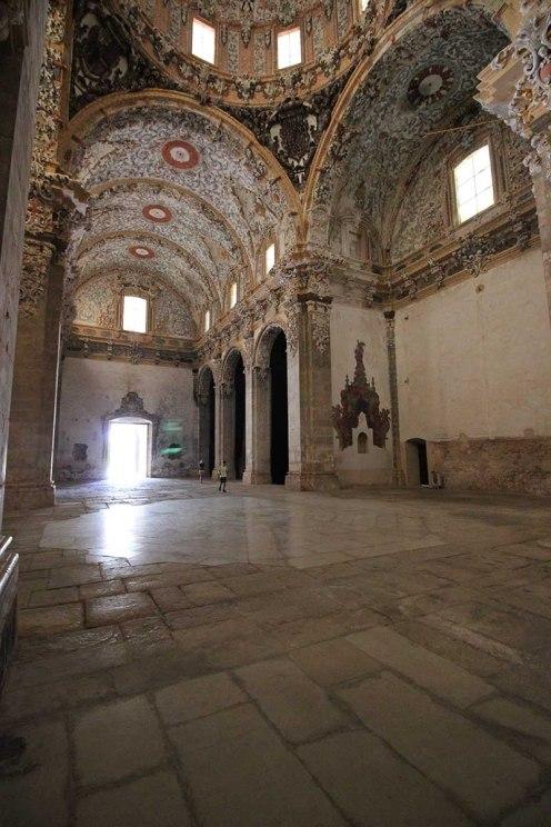 Iglesia Santa María - interior