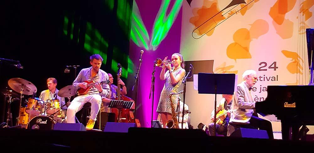 concierto Andrea Motis